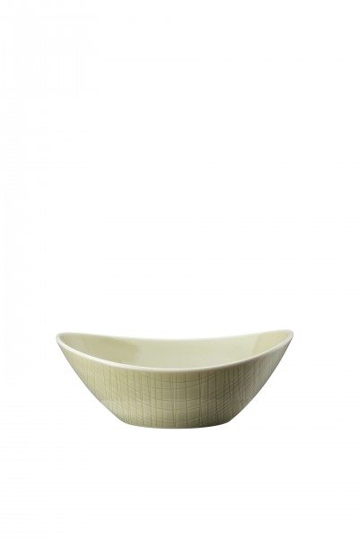 Rosenthal Mesh Cream - Schale oval 20x15 cm