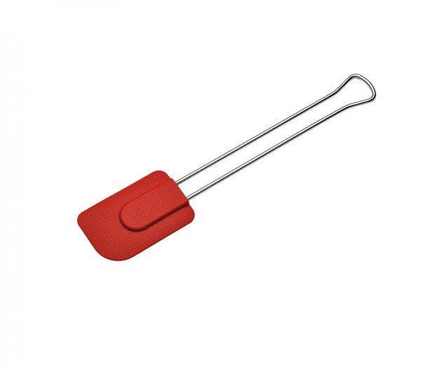 Küchenprofi - Teigschaber klein, rot