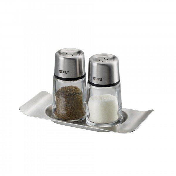 Gefu - Salz- und Pfefferstreuer Set BRUNCH