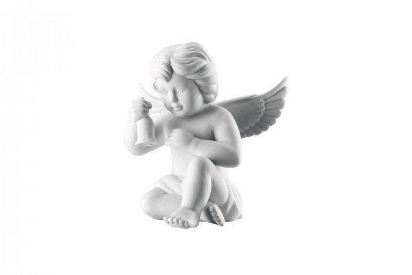Rosenthal Engel klein - Engel mit Glocke