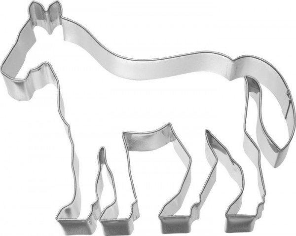 Birkmann - Ausstechform Pferd, Edelstahl, 11,6 cm