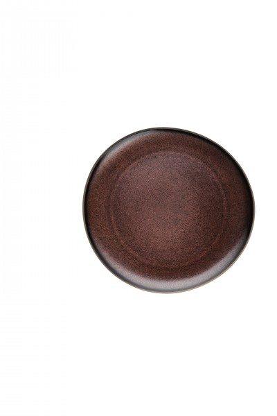 Rosenthal Junto Bronze - Teller flach 25 cm