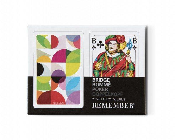Remember - Spielkarten ,Solena'