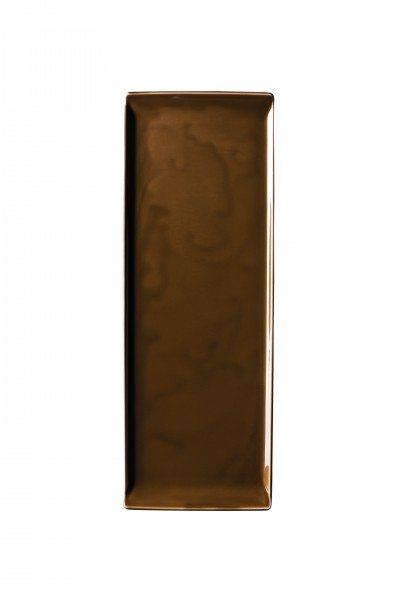 Rosenthal Mesh - Platte flach 41x15cm