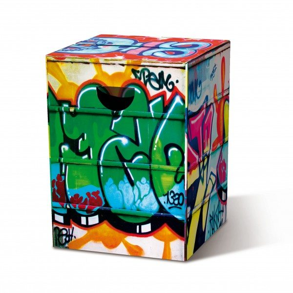 Remember - Papphocker 'Graffiti'