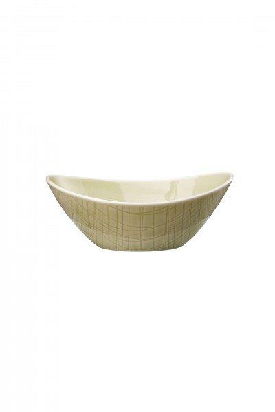 Rosenthal Mesh Cream - Schale oval 15x11 cm