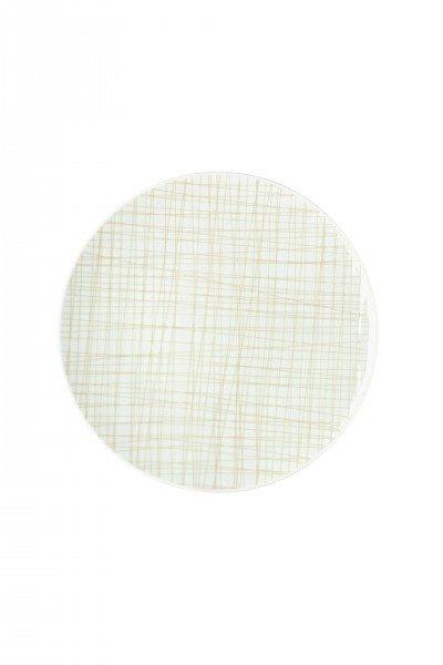 Rosenthal Mesh Line Cream - Teller flach 24 cm