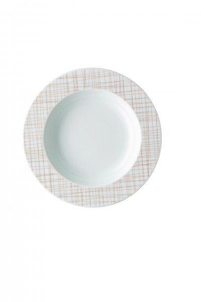 Rosenthal Mesh Line Walnut - Teller tief 23 cm/Fa