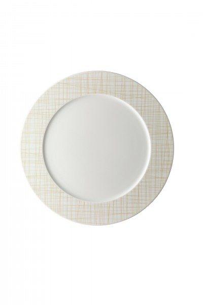Rosenthal Mesh Line Cream - Teller flach 32cm/Fa