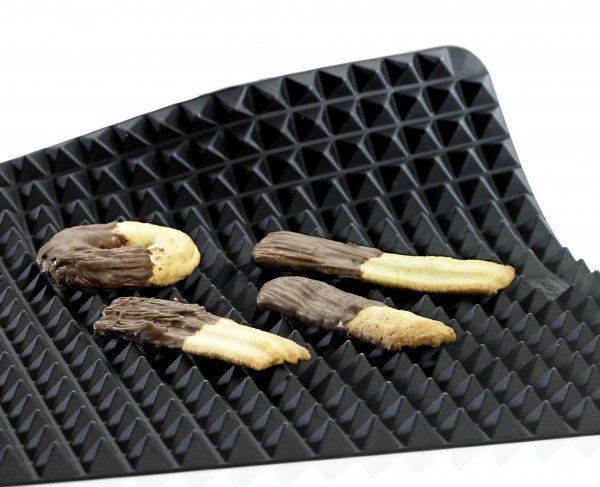 Lurch - Flexiform Fett-Trenn-Matte 41x29cm schwarz