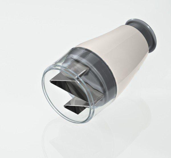 Lurch - Minihacker iron grey/weiß
