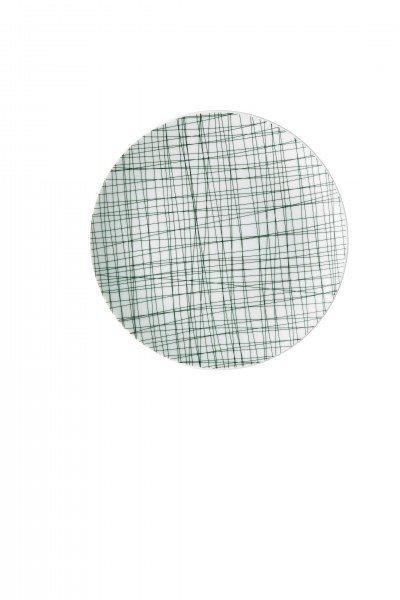 Rosenthal Mesh Line Forest - Teller flach 21 cm