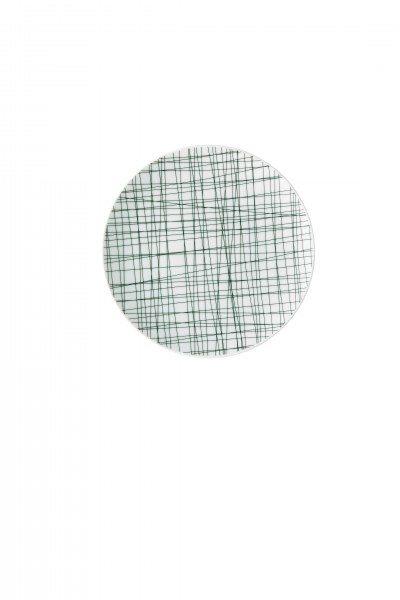Rosenthal Mesh Line Forest - Teller flach 17 cm