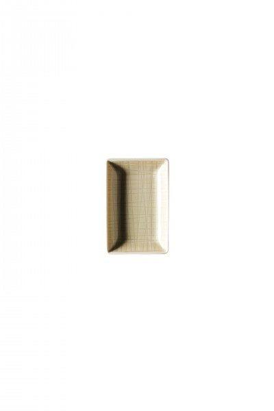 Rosenthal Mesh Cream - Schale 10x7 cm