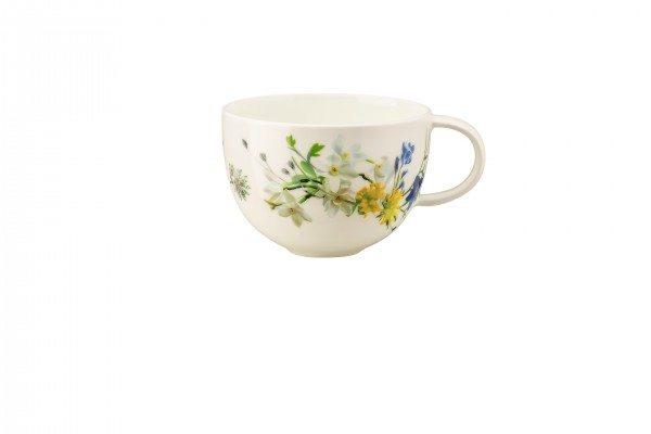 Rosenthal Brillance Fleur des Alpes - Kombi-Obertasse