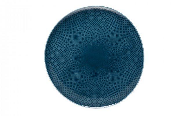 Rosenthal Junto Ocean Blue - Teller flach 32 cm