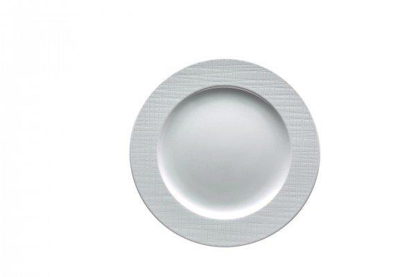 Rosenthal Mesh Weiß - Teller flach 23cm/Fa
