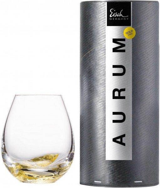 Eisch Aurum - Whiskybecher 128/14 in Geschenkröhre