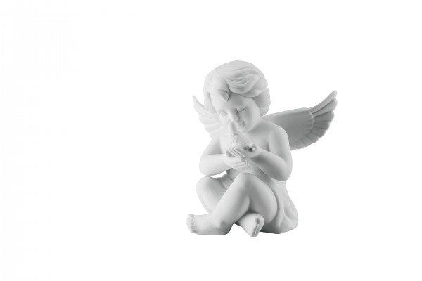 Rosenthal Engel gross - Engel mit Taube